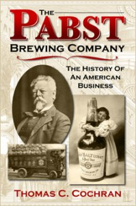 Cochran book on Pabst cover